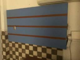 Guarda Roupa MDF + Batente + Quadro parede