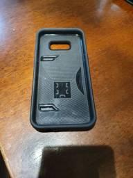 Samsung Galaxy S8 plus capa com espaço pra cartão