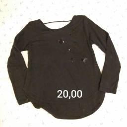 Vendo roupas infantis em ótimo estado