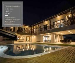 T.M - Belíssima casa a venda em Tamandaré, na beira mar! Entre em contato