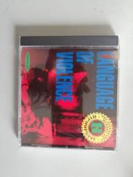CD LAMGUAGE OF VIOLENCE