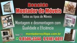Especialista em Montagem e Desmontagem de móveis