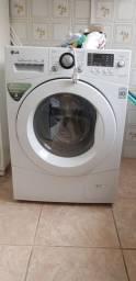 Maquina de lavar e secar LG