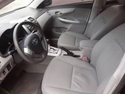 Corolla GLI 1.8, 2014 automático, completo