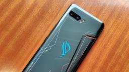 Asus rogue phone 2 completo com gamepad