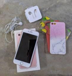 Iphone 7 impecável 5x sem juros com nota fiscal