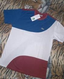 Camisa tecido de fio 30 top Retirada Maracanaú Tamanhos  P M G