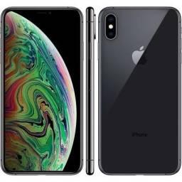 IPhone Xs Max / 64gb / 1 ano de garantia / Novo / Space Gray