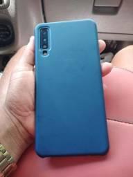 Vendo um Samsung Galaxy A7 2018 64 gigas