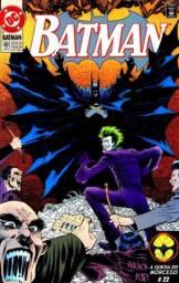 HQ Batman a queda do morcego