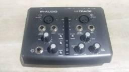 Interface M áudio M Track