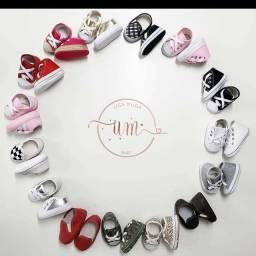 Roupas e calçados para bebês