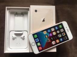 iPhone 8 dourado aceito proposta