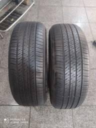 Pneus  semi novos Bridgestone 205-55-17
