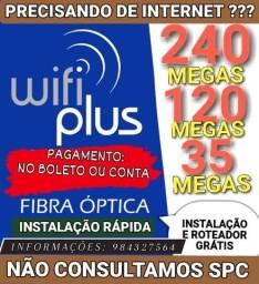 Wi-Fi liberado