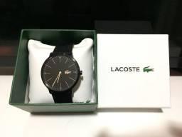 Relógio Lacoste Masculino Preto