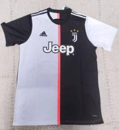Camisa da Juventus Temp 2019 Modelo I Original Importada Entrego