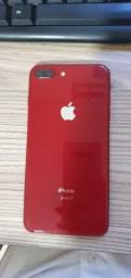 IPhone 8 Plus 256gb Vermelho