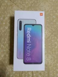Redmi Note 8 Space Black 4gb Ram 64gb Rom