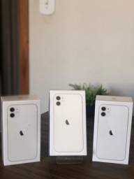 IPhone 11 128GB Branco (Novo)
