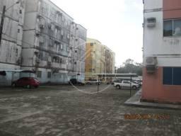 Crm 800.893 - Condominio via roma -aluga-apartamento - 2/4 -1 vaga de garagem -coqueiro