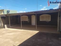 Custo benefício! Casa à venda com 3 Quartos 01 Suíte - Habitacional Por do Sol - Ceilândia