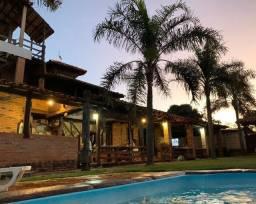 Rancho Caminho da Roça, casa temporada, próximo ao Rio São Francisco (Três Marias/MG)