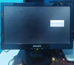 Monitor Philips 16 polegadas usado (ler descrição)