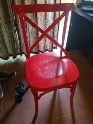 Vendo Mesa com Kit de 3 cadeiras