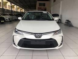 Corolla XEI 2020/2021 0KM, Branco Perolizado, pronta entrega