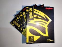 SSD 256gb Novo Lacrado em Osasco
