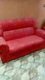 Jogo de sofá ( Vermelho )