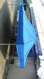 Tenda 4,5x3m