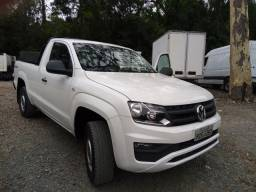 VW Amarok 4x4 Cabine Simples Completa