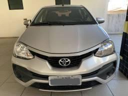 Toyota Etios 1.5 Automático - Ano 2018/2018