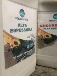 Resina Epóxi - Alta espessura - 10Kg