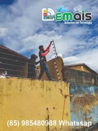 Título do anúncio: Cerca eletrica Segurança em 1º lugar