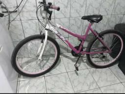 Bicicleta feminina
