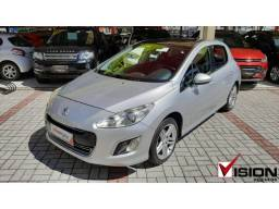 (Aceito Troca) Peugeot 308 2.0 Allure 16V Flex 4P Automático (2013)