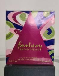 Perfume feminino Fantasy original lacrado 100ml