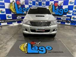 Toyota Hilux SRV 2013 Aut. Impecavel!! * Leia o Anuncio