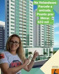 70-- Vivendas Ponta do Farol  apartamentos 3 quartos  3 banheiros