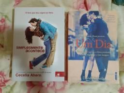 Livros (os dois por R$ 25,00)
