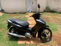 Moto biz 125 cinza 20/20 R$ 11.000