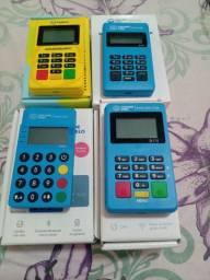 Máquininha de cartão de crédito