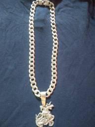 Corrente de prata 370 Gramas R$1.400