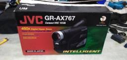 Filmadora JVC GR-AX767 reliquia