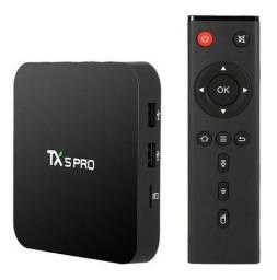 Tv box tx5 pro 2gb ram 16gb memória