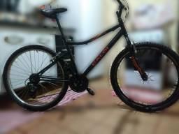 Bicicleta aro 26 barata.