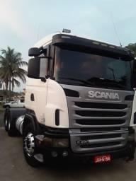 Scania G 420 6x2 ano 2008